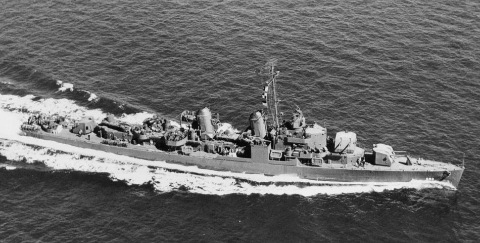 USS Moale