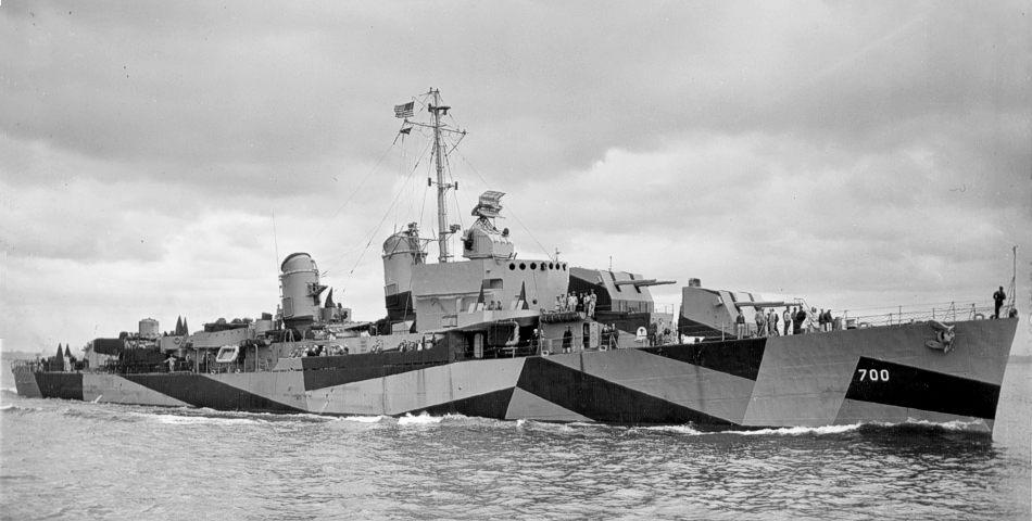 USS Haynsworth
