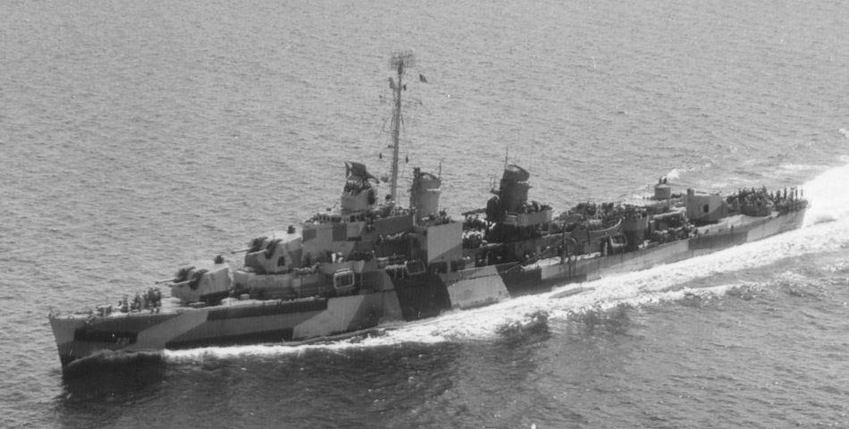 USS John W. Weeks