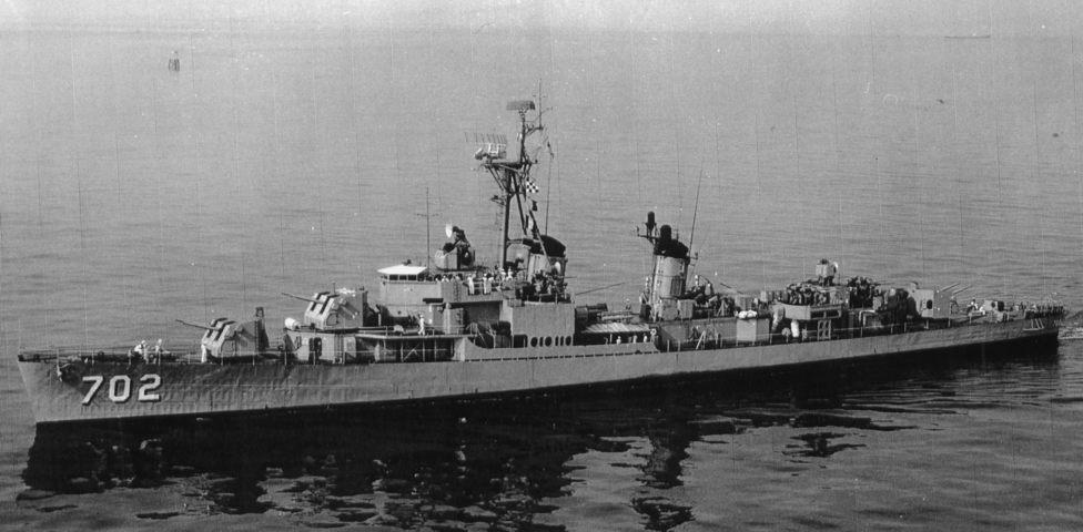 USS USS Hank