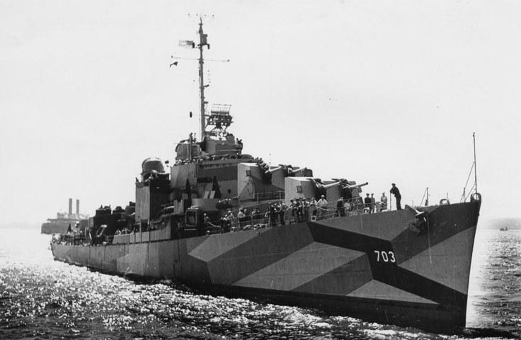 USS Wallace L. Lind