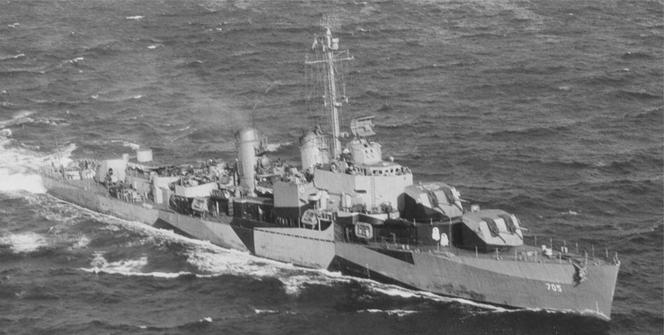 USS Compton