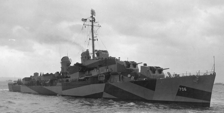 USS >Gainard