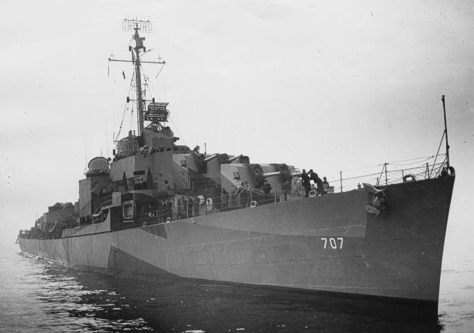 USS Soley