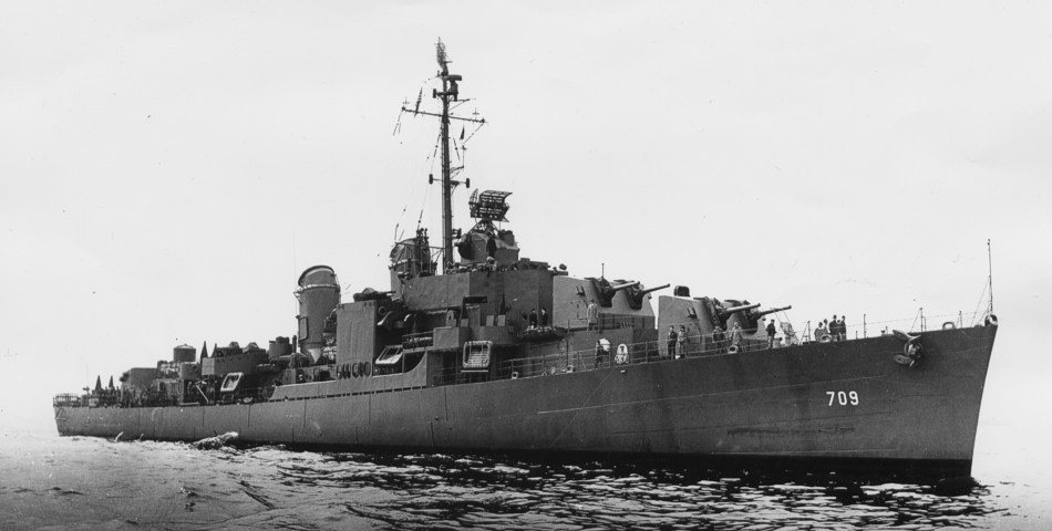 USS Hugh Purvis