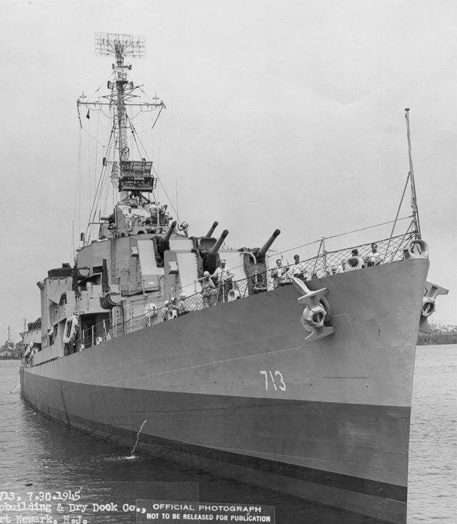 USS Kenneth D. Bailey