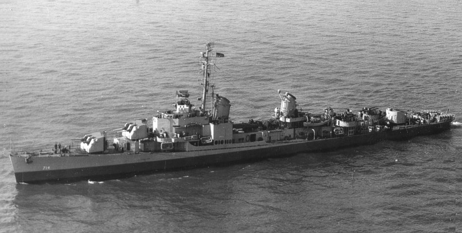 USS William R. Rush
