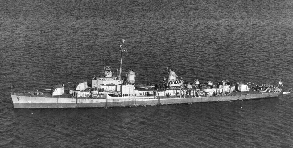 USS William M. Wood