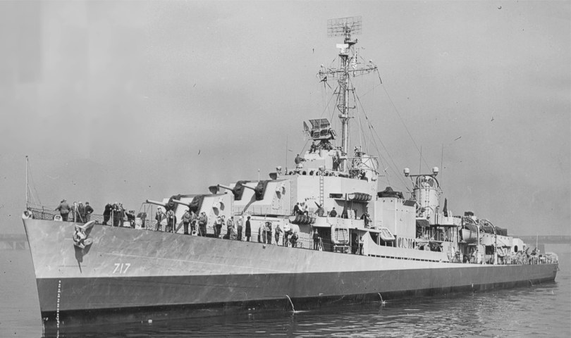 USS Theodore E. Chandler