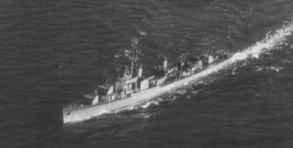 USS Hamner