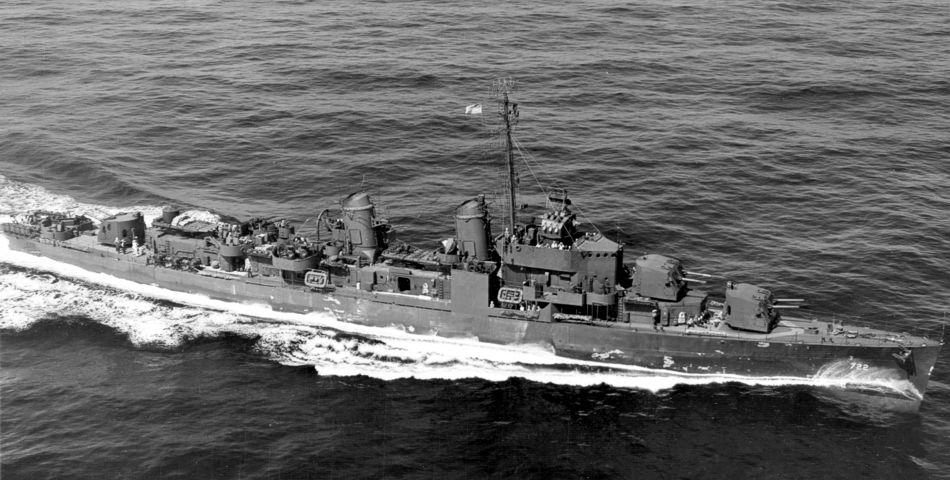 USS Barton
