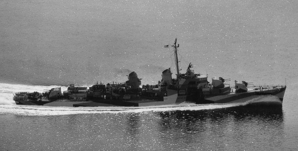 USS Lyman K. Swenson