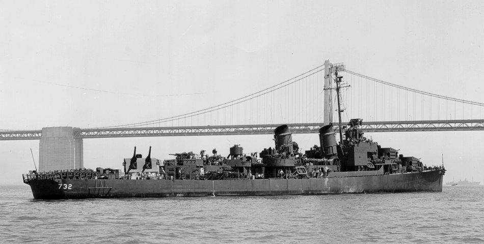 USS Hyman