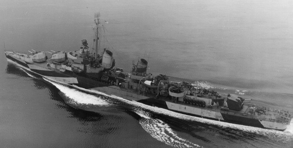 USS Harry F. Bauer