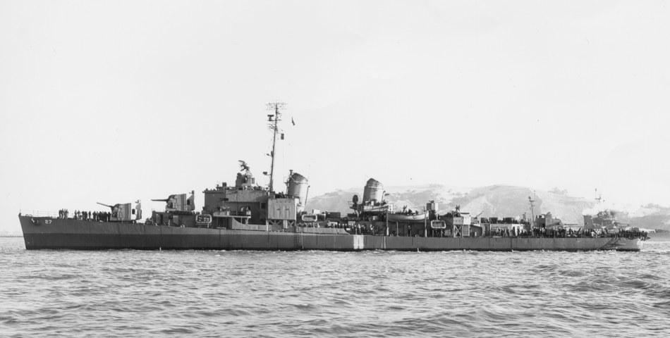 USS Adams