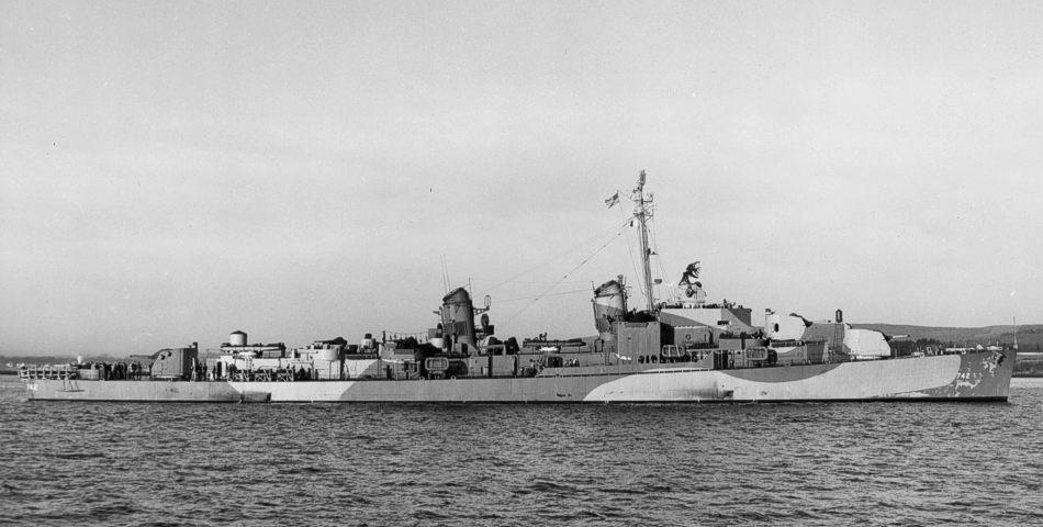 USS Frank Knox