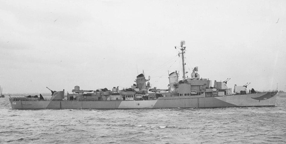 USS Alfred A. Cunningham