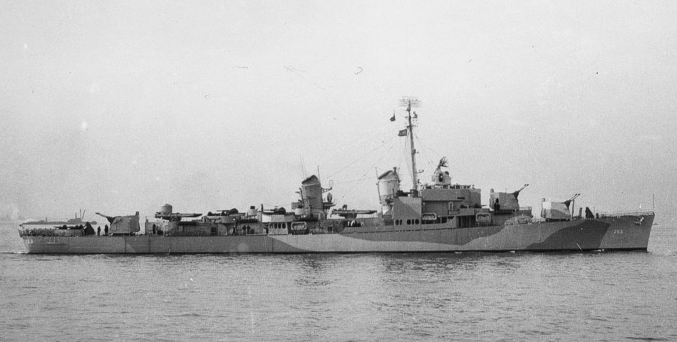 USS John R. Pierce