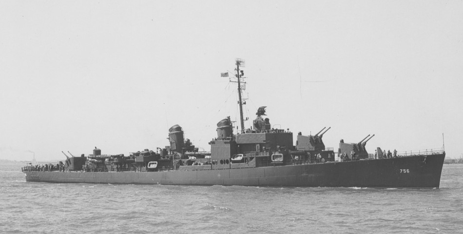 USS Beatty