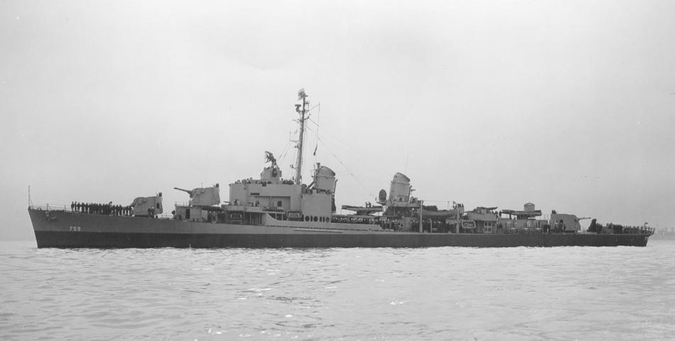 USS Lofberg