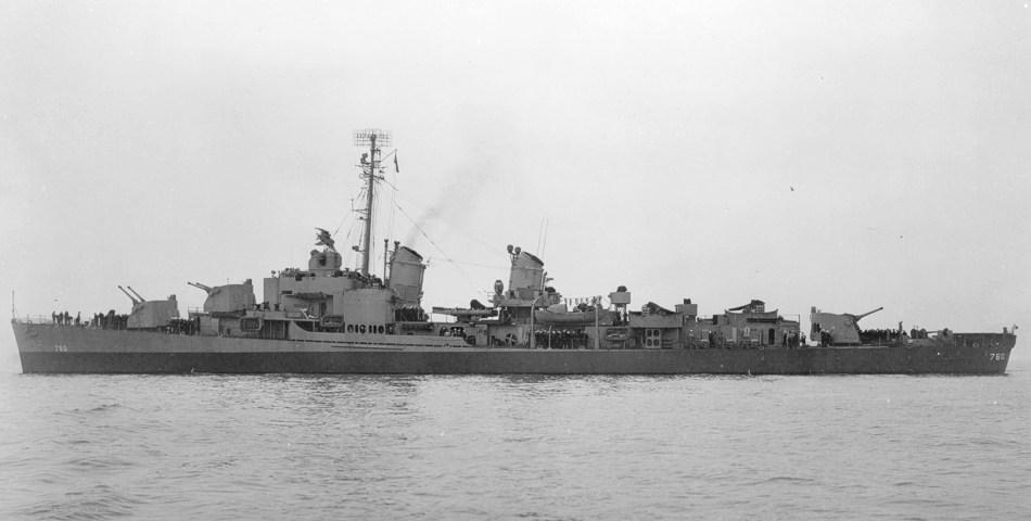 USS John W. Thomason