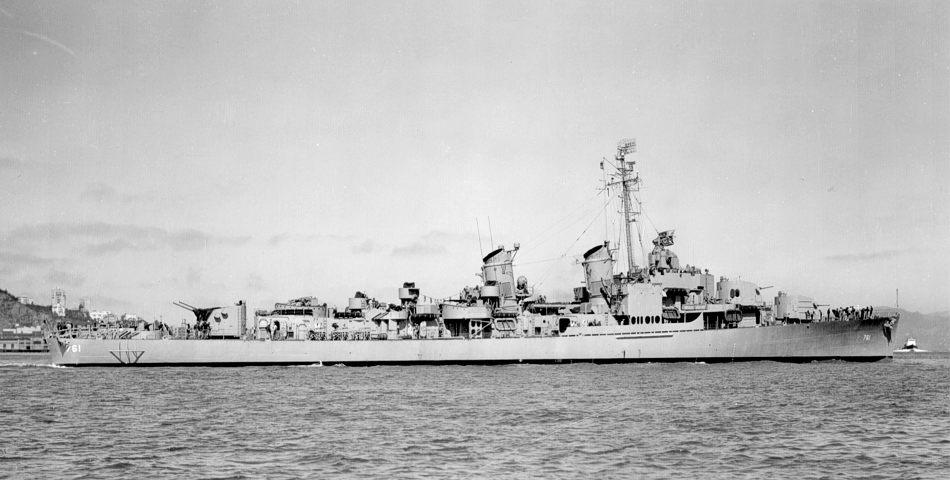 USS Buck