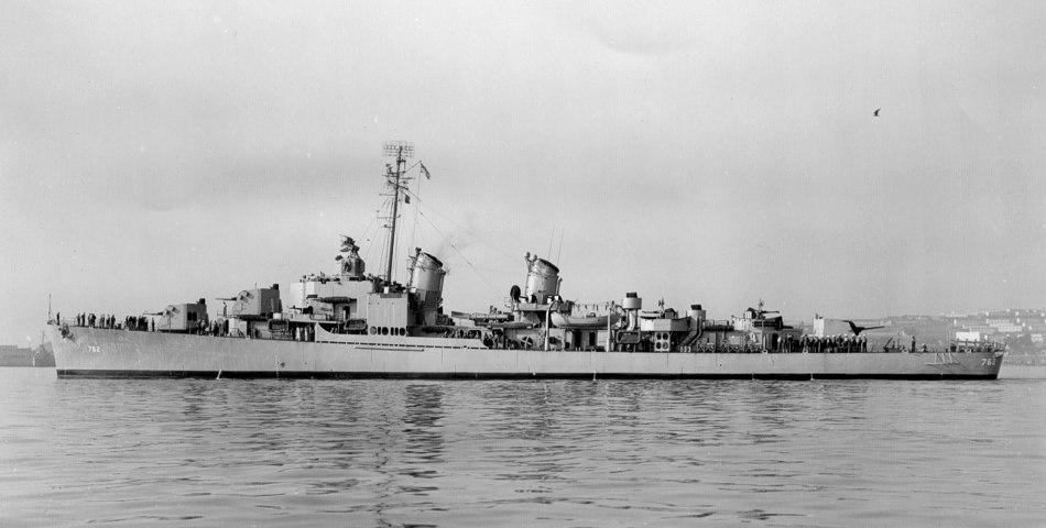 USS Henley