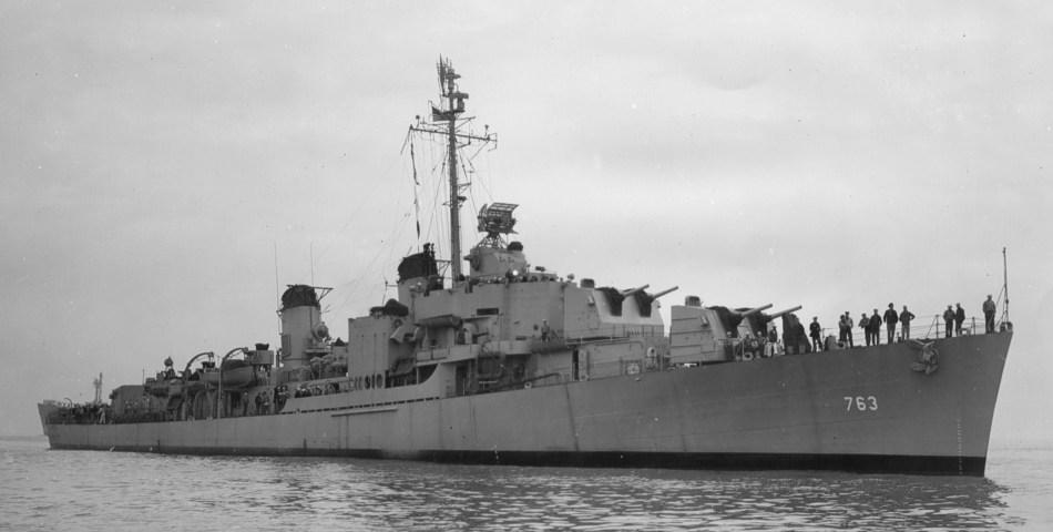 USS William C. Lawe