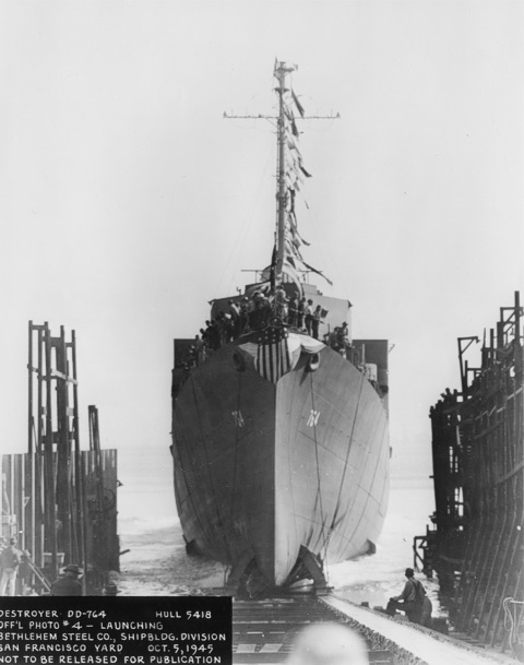 USS Lloyd Thomas