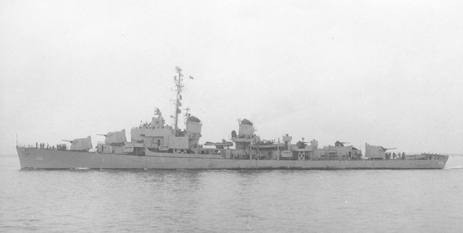 USS James C. Owens