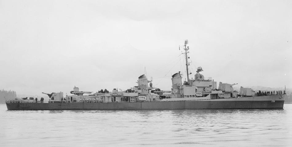 USS Massey
