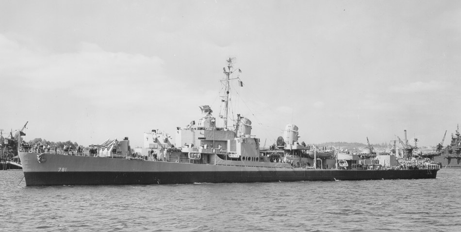 USS Robert K. Huntington