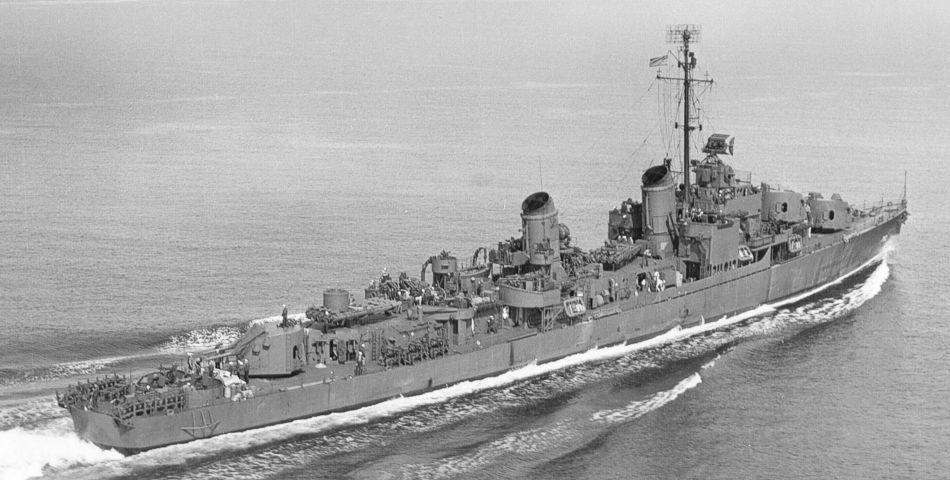 USS Gurke