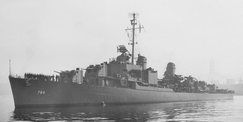 USS McKean
