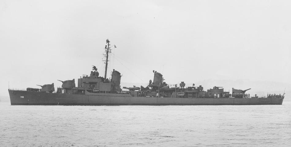 USS Eversole