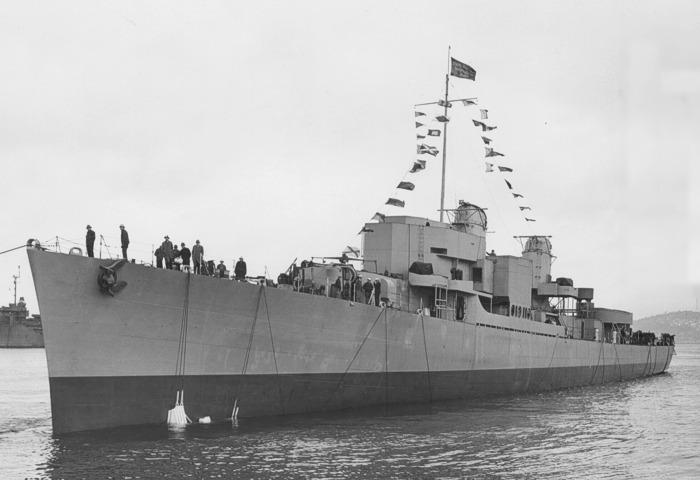 USS Shelton