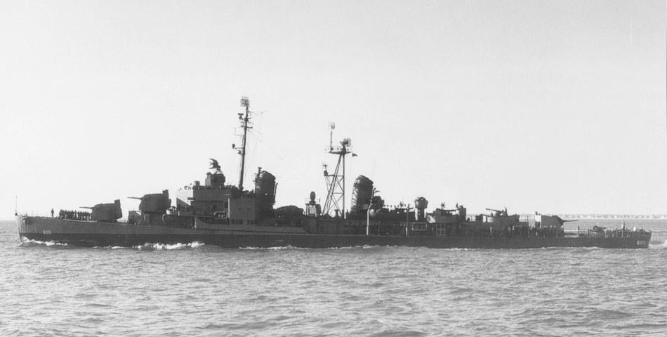 USS Chevalier