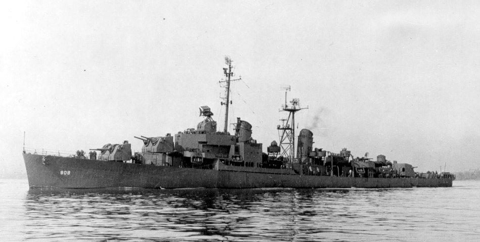 USS Dennis J. Buckley