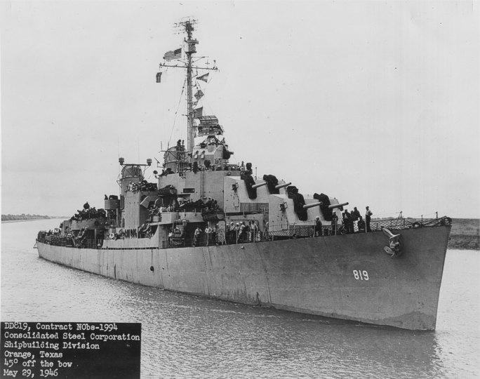 USS Holder