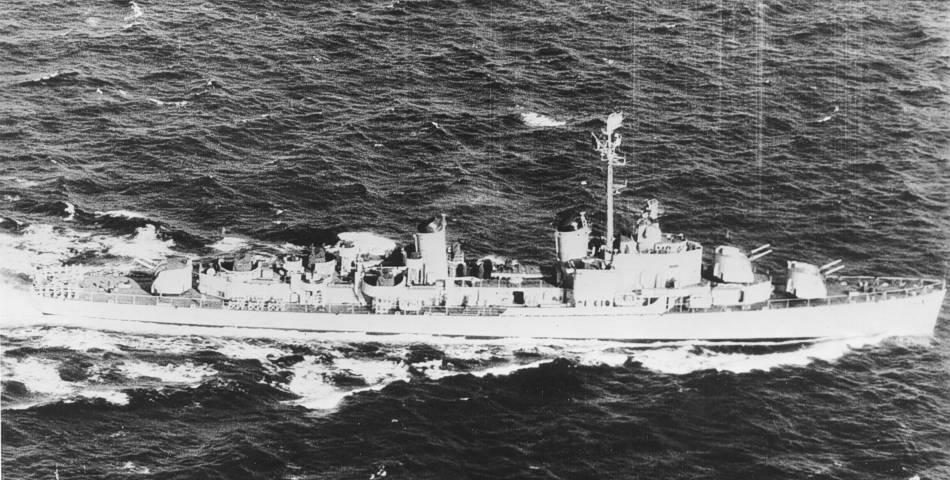 USS Agerholm