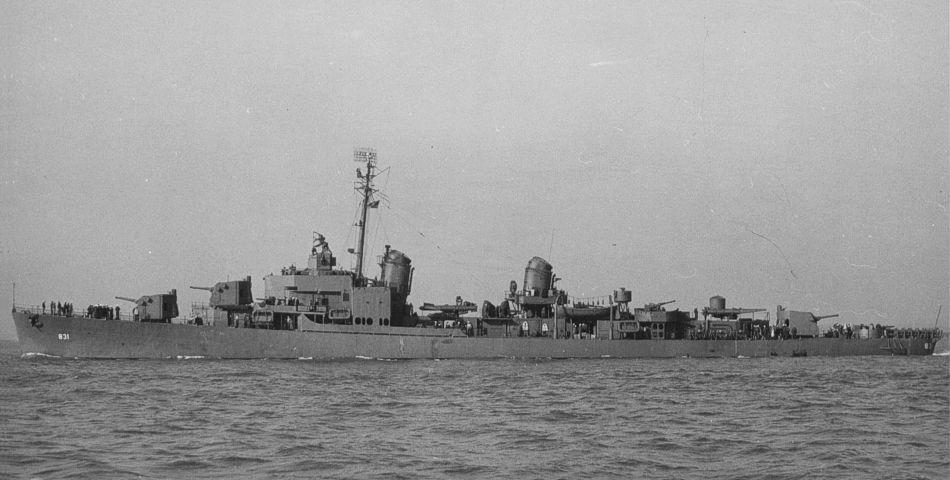 USS Goodrich