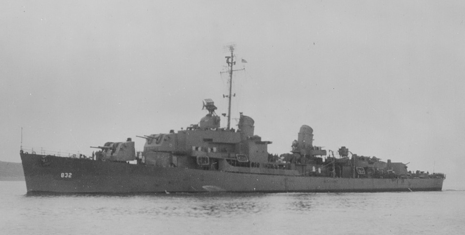 USS Hanson