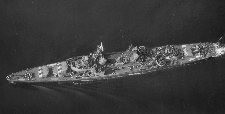 USS Charles P. Cecil