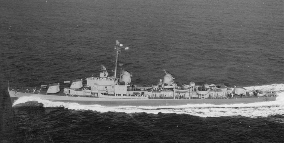 USS Ernest G. Small