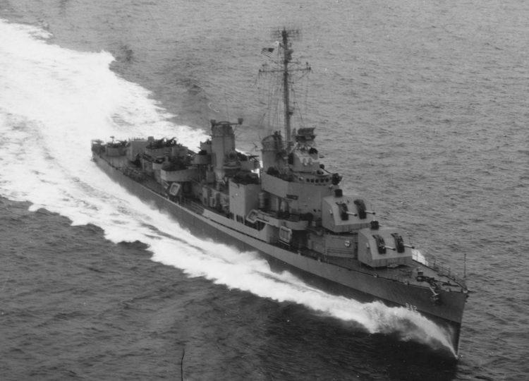 USS Fiske