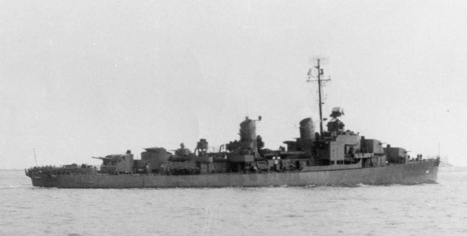 USS Bausell