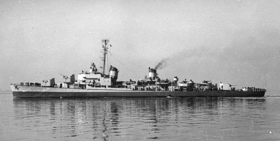 USS Robert L. Wilson