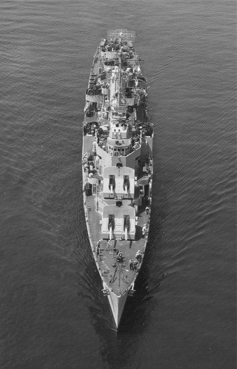 USS Richard E. Kraus