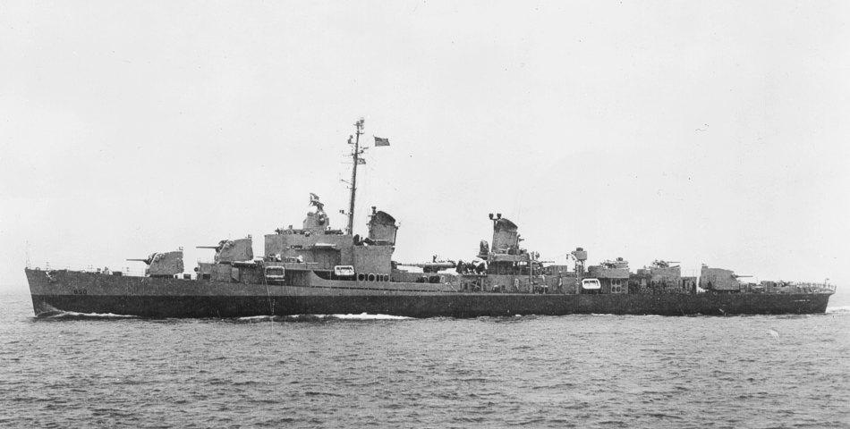 USS Joseph P. Kennedy, Jr.
