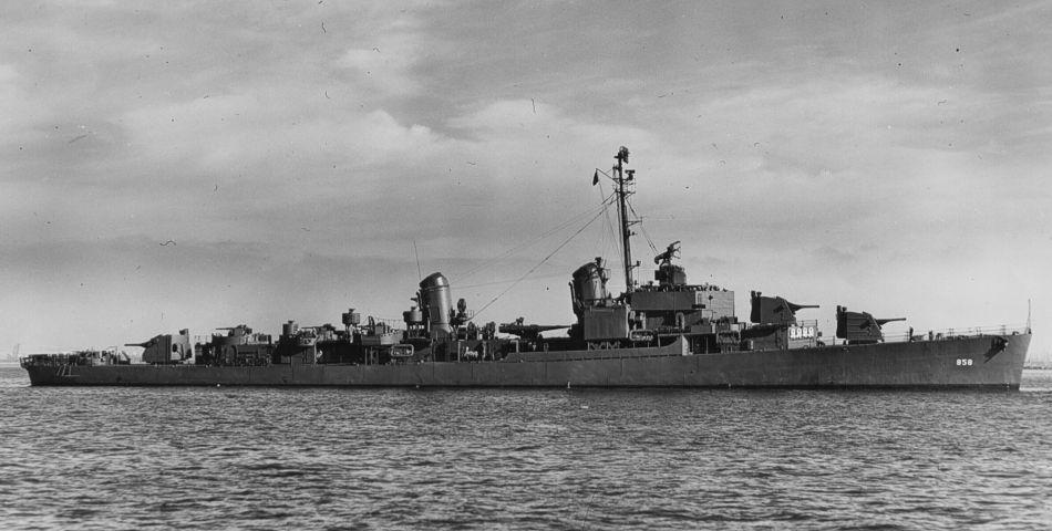 USS Charles H. Roan